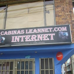 Cabinas Leanet.Com en Bogotá