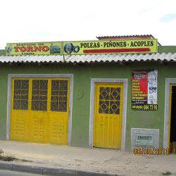 Servicio de Torno y Fresa, Poleas, Piñones, Acoples en Bogotá