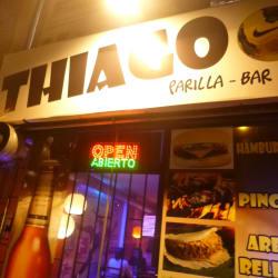 Thiago Parrilla Bar en Bogotá