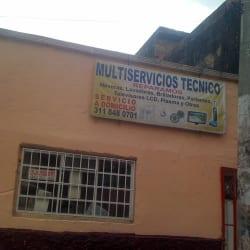 Multiservicios Técnicos  en Bogotá