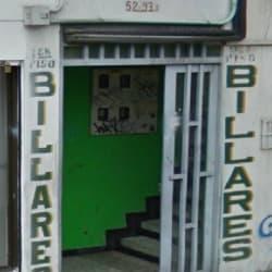 Billares Carrera 17A con Calle 52 en Bogotá