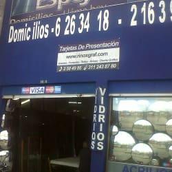 Vidrios Sair en Bogotá