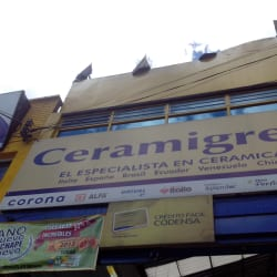 Ceramigres Calle 46 con 19A en Bogotá