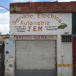 Servicio Eléctrico Automotriz Calle 132 Con 97 en Bogotá