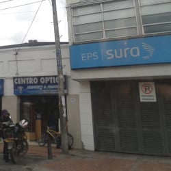 Centro Óptico Sánchez y Sánchez en Bogotá