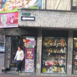 Expresiones en Bogotá