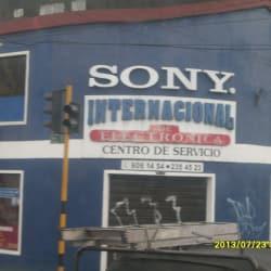 Sony Internacional de Electrónica en Bogotá