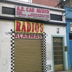 A.R. Car Audio en Bogotá