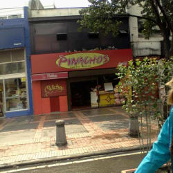 Pinachos Carrera 7  en Bogotá