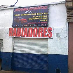 Mecánica Automotriz R.J en Bogotá