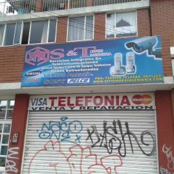 S y T  en Bogotá