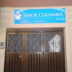Restaurante Sabor Colombia en Bogotá