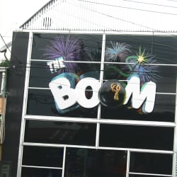 The Boom en Bogotá
