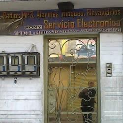 Servicio Electrónica en Bogotá