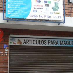 Papelería Seyer en Bogotá