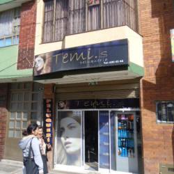 Peluquería Temi.s en Bogotá