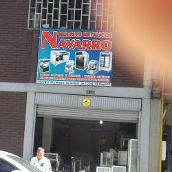 Muebles Metálicos Navarro  en Bogotá