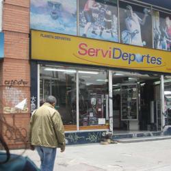 Servideportes en Bogotá