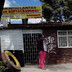 Montallantas Los Restauradores en Bogotá