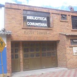 Biblioteca Comunitaria Vereda Bojacá en Bogotá