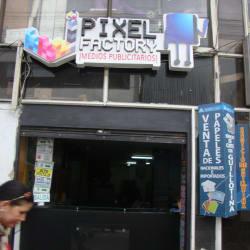 Pixel Factory en Bogotá