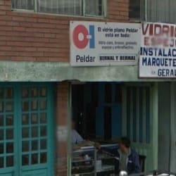 Vidrios y Espejos Diagonal 54 Con 18C en Bogotá