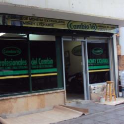 Cambio 16 Agencia El Lago en Bogotá