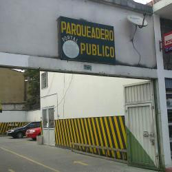 Parqueadero Público Portal 55 en Bogotá