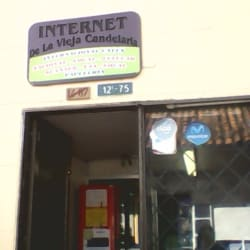 Internet de La Vieja Candelaria en Bogotá