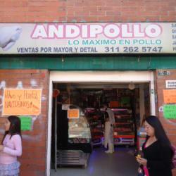 Andipollo en Bogotá