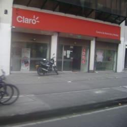 Claro Centro Internacional (CAV) en Bogotá