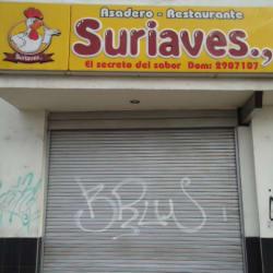 Asadero Restaurante Suriaves en Bogotá