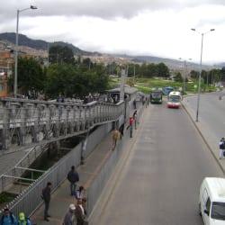 Estación Molinos en Bogotá
