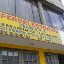Ferreléctricos Molina en Bogotá