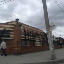 Hospital Santa Clara en Bogotá