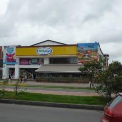 Pepe Ganga - Pepe Sierra en Bogotá
