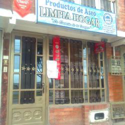 Productos Aseo Limpia Hogar en Bogotá