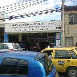 Todo Frenos Camilo Pedraza Ltda en Bogotá