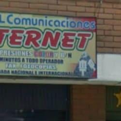 Comunicaciones Internet Calle 22 con 24G en Bogotá