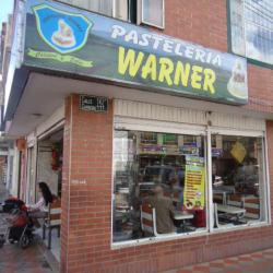 Pastelería Warner en Bogotá