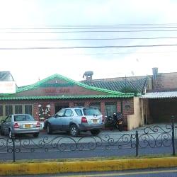 Restaurante Wah San en Bogotá