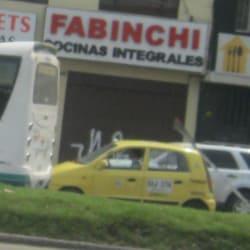 Fabinchi en Bogotá