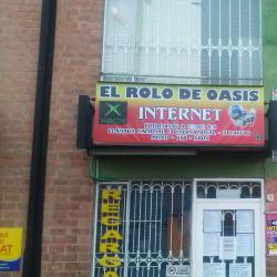 Internet El Rolo de Oasis en Bogotá