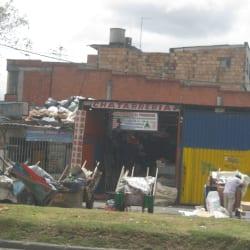 Chatarrería El Progreso en Bogotá