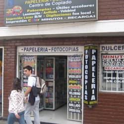 Papelería Carrera 77A en Bogotá