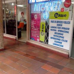 Papelería Zeus Internet Olimpíca en Bogotá