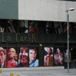 La Cacik Bar en Bogotá