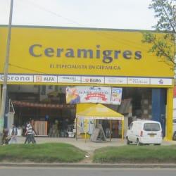 Ceramigres Calle 37B  en Bogotá