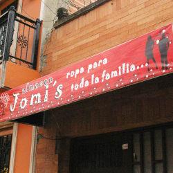 Almacén Jomi's en Bogotá