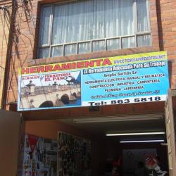 Almacén y Ferretería El Paso Chía  en Bogotá